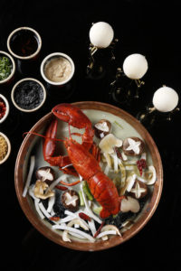 TDP- Boston Lobster Green Curry Broth