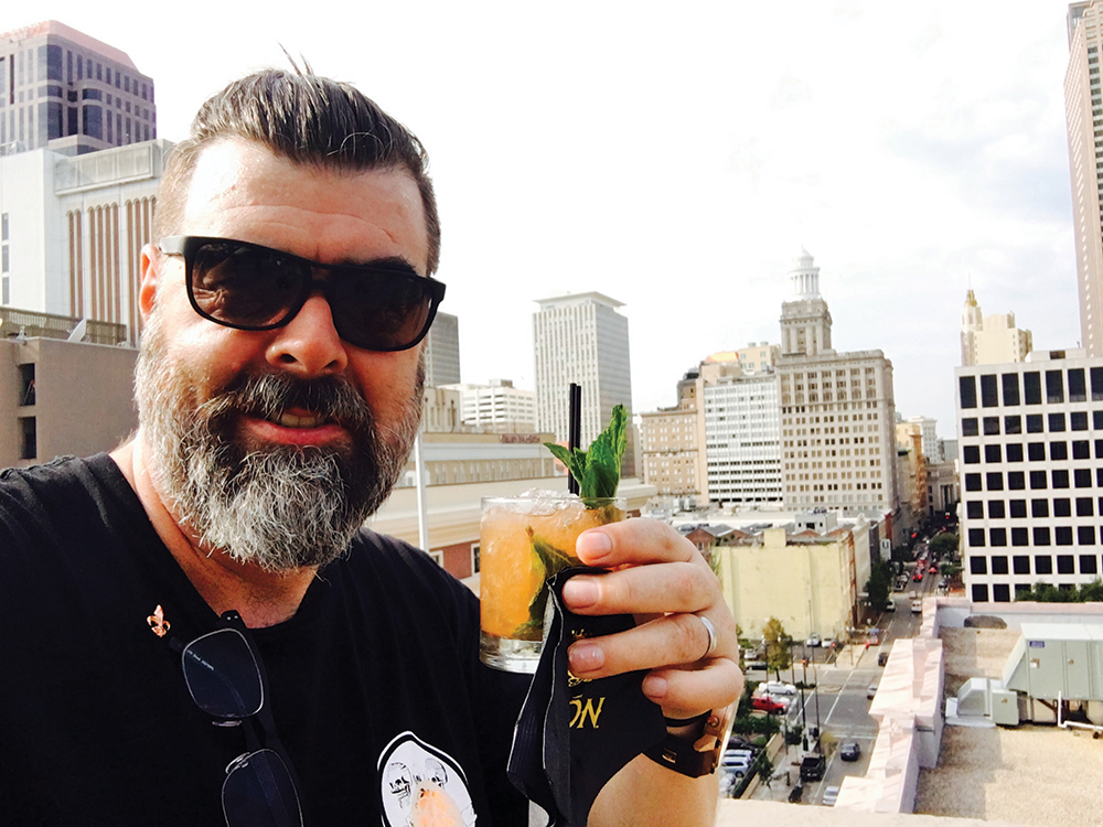 Ben Davidson, Drinks Curator across Drinks World and explore Drinks publications